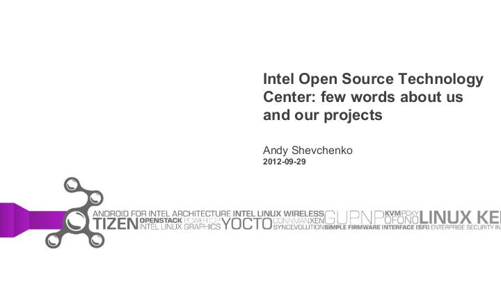 Open Source Technology Pdf